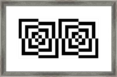 Mind Games 11 Framed Print by Mike McGlothlen