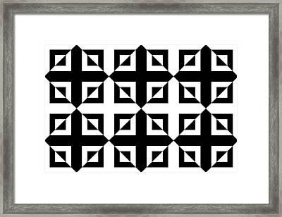 Mind Games 42 Se Framed Print by Mike McGlothlen