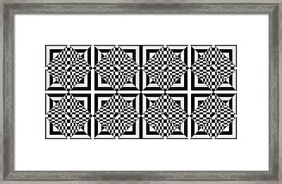 Mind Games 47 Framed Print by Mike McGlothlen