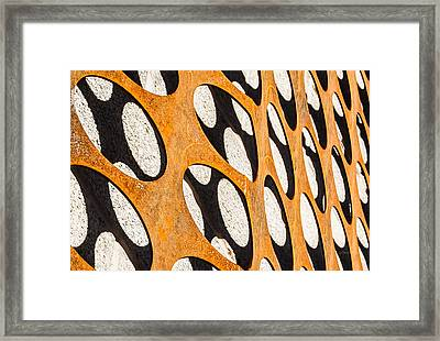 Mind - Logic Framed Print by Steven Milner