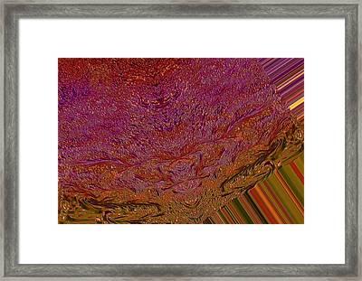 Mind Meld Framed Print by Jeff Swan