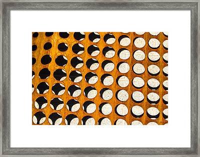 Mind - Spaces Framed Print by Steven Milner