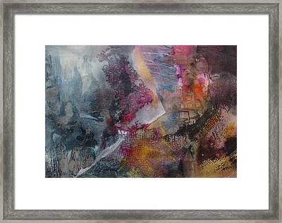 Mindscape Framed Print by Marilyn Woods