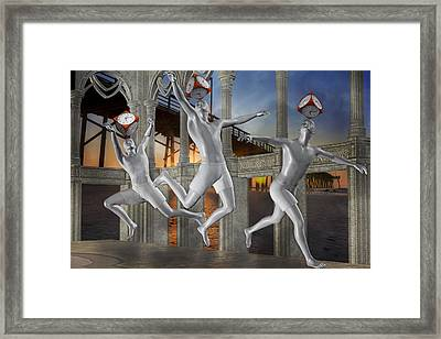 Mindset Framed Print by Betsy Knapp