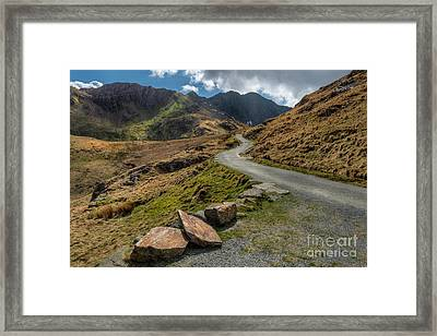 Miners Trial Framed Print by Adrian Evans