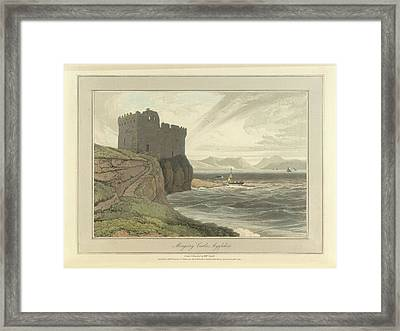 Mingarry Castle Framed Print by British Library