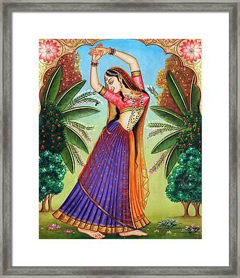 Miniature Framed Print by Mayur Sharma
