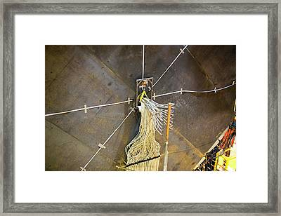 Minos Far Detector Framed Print by Jim West