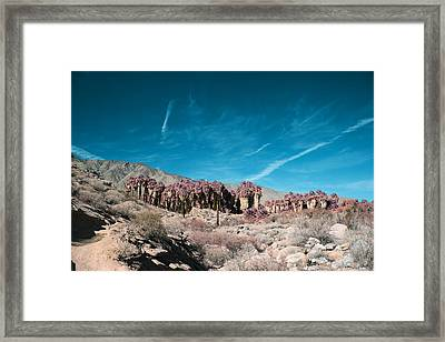 Mirage Framed Print by Laurie Search