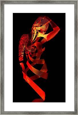 Mirari  Framed Print by Kiki Art