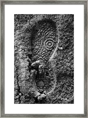 Mission To Mud Framed Print by Antonio Castillo