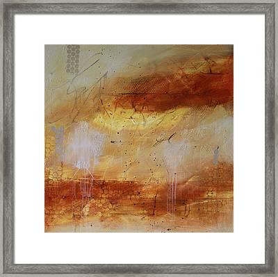 Mist #2 Framed Print by Lauren Petit