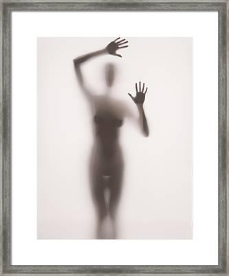 Mist Framed Print by Gabriela Slegrova