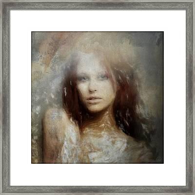 Mistical Woman Framed Print by Gun Legler
