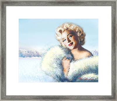 Mm 126 D 4 Framed Print by Theo Danella