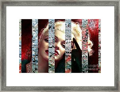 Mm 128 Sis 4 Framed Print by Theo Danella