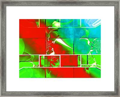 Mod 018 Framed Print by Aurelio Zucco