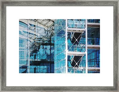 Modern Times Framed Print by Juergen Klust