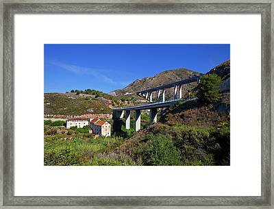 Molino De Papel, The 18th Century Framed Print by Panoramic Images