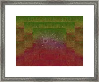 Momentum Framed Print by Tim Allen