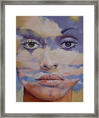 Mona Lisa Framed Print by Michael Creese