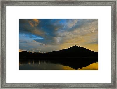 Monsoon Sky Framed Print by Bob Berwyn
