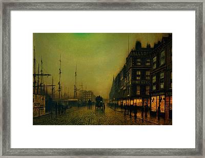 Moonlight  Framed Print by Celestial Images