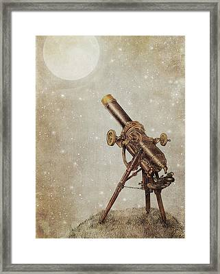 Moonrise Framed Print by Eric Fan