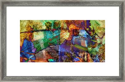 More Is More Framed Print by Lutz Baar