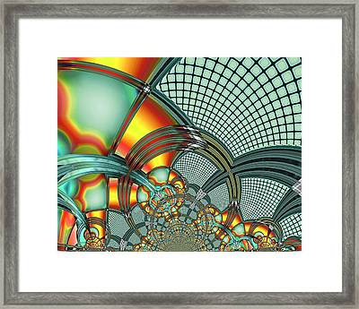 More Than A Dozen Wishes Framed Print by Wendy J St Christopher