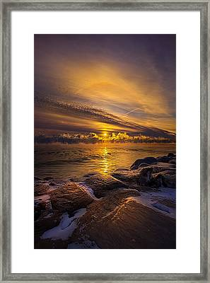 More Than A Memory Framed Print by Phil Koch