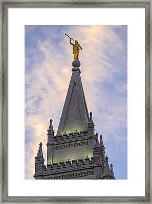 Mormoni Framed Print by Dustin  LeFevre