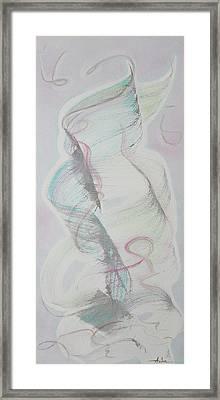 Morning Framed Print by Asha Carolyn Young