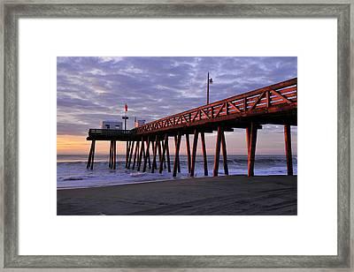 Morning Light Framed Print by Dan Myers
