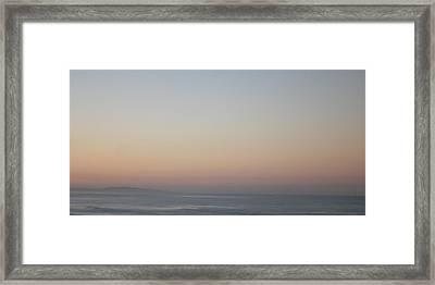 Morning Light Framed Print by Patricia Lyons