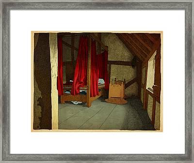 Morning Framed Print by Meg Shearer