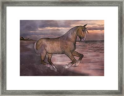Morning Spirit Framed Print by Betsy Knapp