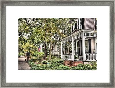 Morning Stroll Framed Print by JC Findley