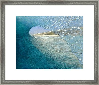 Morning View Framed Print by Nathan Ledyard