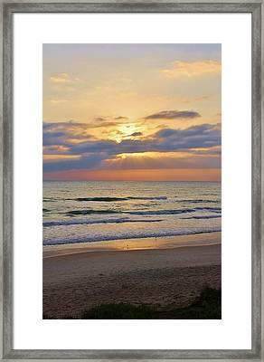 Mornings Early Light Framed Print by Bruce Bley