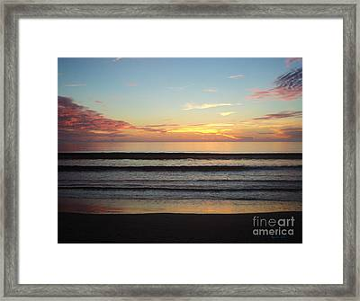 Morningtide Framed Print by Megan Dirsa-DuBois