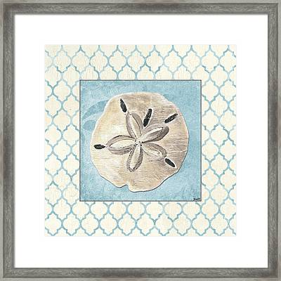 Moroccan Spa 2 Framed Print by Debbie DeWitt