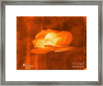Most Expensive Truffle Lot 4 330000 In Honor Of Stanley Ho 10 And My Trifling With Truffles Poem Framed Print by Richard W Linford