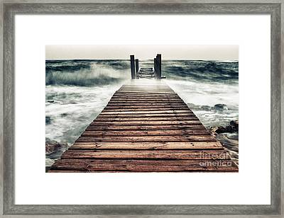 Mother Nature Framed Print by Stelios Kleanthous