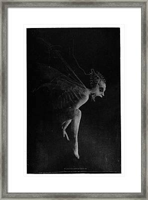 Mother Of Shadows  Framed Print by Victor Slepushkin
