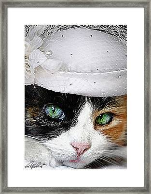 Mother Of The Bride Framed Print by Michele  Avanti