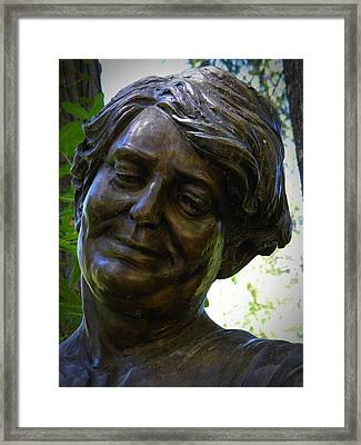 Mothers Love Framed Print by Frank Wilson