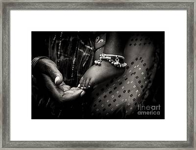 Mothers Love Framed Print by Tim Gainey