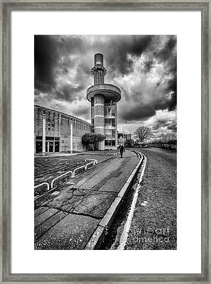 Motherwell Heritage Centre Framed Print by John Farnan