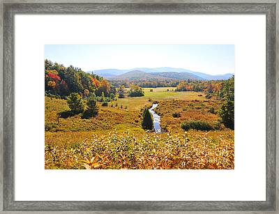 Mountain Majesty Framed Print by Catherine Reusch  Daley